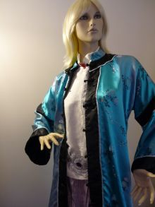 Chinese Coat and blouse