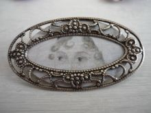 Jane's eyes brooch